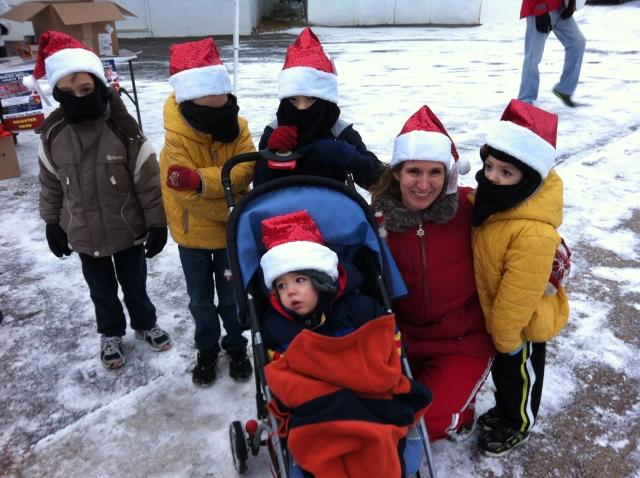 Santa run 2012
