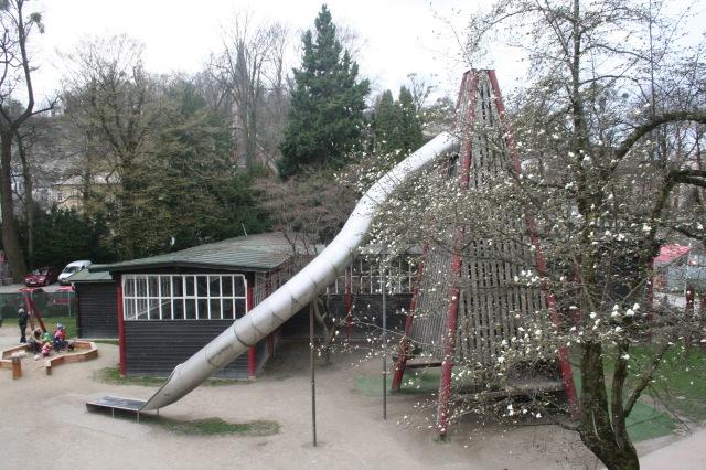 A fun playground.